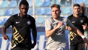 Adana Demirspor ile Osmanlıspor yenişemedi