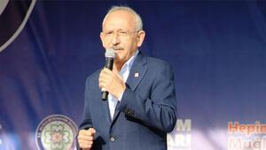 CHP lideri Kılıçdaroğlu: Herkesi kucaklayacağız