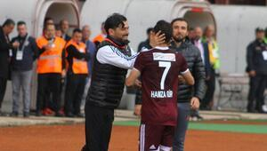 Hatayspor, Eskişehirsporu 4 golle geçti