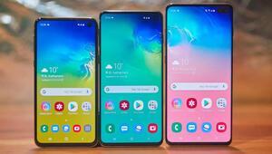 Samsung Galaxy S10larda kullanıcıları şaşkına çeviren hata