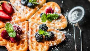 Waffle nasıl yapılır Evde waffle yapımının püf noktaları