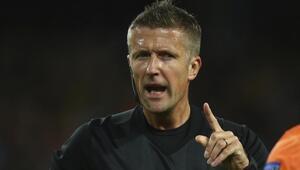Bayern-Liverpool hakeminin dikkat çeken özelliği Daniele Orsato...