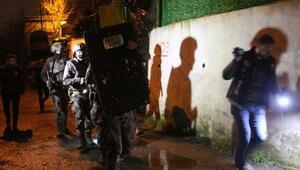 İstanbulda uyuşturucu operasyonu