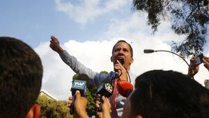Venezuelada muhalif lider Guaidoya elektrik sistemine sabotaj soruşturması
