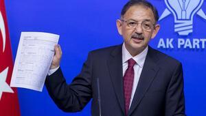 Son dakika: Mehmet Özhaseki, Yavaşın mesajlarını okudu: Bu şantaj değil mi