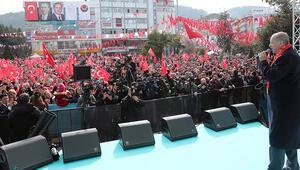 Son dakika: Cumhurbaşkanı Erdoğan, Kuzey Marmara Otoyolu Açılış Töreninde konuştu
