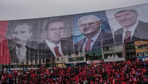 Erdoğan: Birileri Türkiye tökezlesin diye ellerini ovuşturarak bekliyor