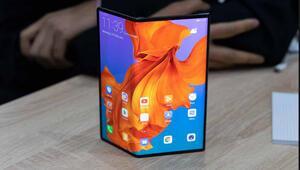 Huawei Mate X bir ilki başardı