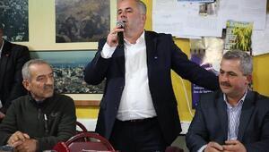 AK Parti Çatalca Belediye Başkan Adayı Üner: Çatalca'ya hizmet için geliyoruz