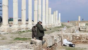 Arkeolojik kazıların 12 ay yapılması turizme katkı yapacak
