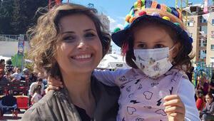 Lösemi hastası Öykü Arine sürpriz doğum günü