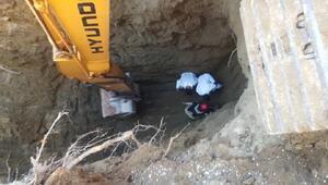 Silivride kazdıkları tünelde mahsur kalan 2 kişinin aranması sürüyor