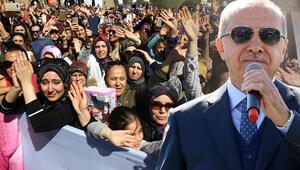 Son dakika Ankara için önemli gün... Cumhurbaşkanı Erdoğan açılışını yaptı