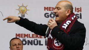 Bakan Soylu: Irakın kuzeyinde devlet kuracaklardı, Erdoğan kurdurmadı