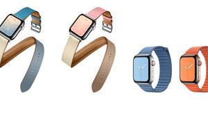 Yeni Apple Watch kayışları işte böyle görünüyor