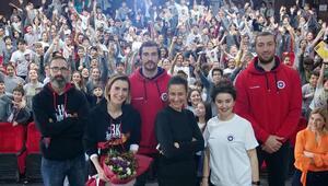 Bahçeşehir Koleji sporcuları okullu oldu
