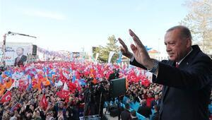 Son dakika Cumhurbaşkanı Erdoğandan Kütahyada çarpıcı sözler