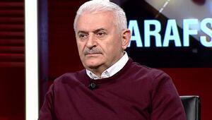 Binali Yıldırımdan CNN TÜRK canlı yayınında 500 bin istihdam açıklaması