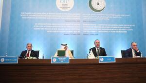 İslam İşbirliği Teşkilatı Acil İcra Komitesi Toplantısı sona erdi