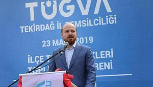 Biz Türkiye olarak şanslıyız, böylesine güçlü bir liderimiz var