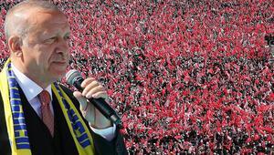 Son dakika Cumhurbaşkanı Erdoğandan Ankarada önemli mesajlar