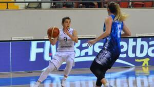 Çukurova Basketboldan 95 sayı fark