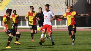 Gol düellosunun galibi Göztepe Tam 9 gol...