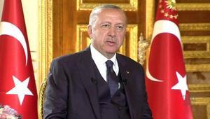 Cumhurbaşkanı Erdoğandan flaş Ayasofya açıklaması: Cami olarak ziyarete açabiliriz