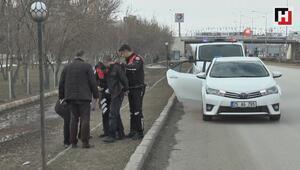 Erzurum'da kadın cinayeti.