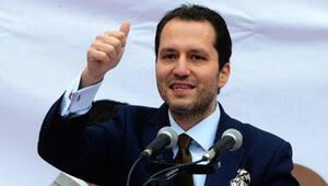 Yeniden Refah Partisinden Cumhur İttifakına destek açıklaması