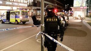 Son dakika... Stockholmde patlama