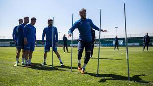 Kasımpaşada Erzurumspor maçı hazırlıkları