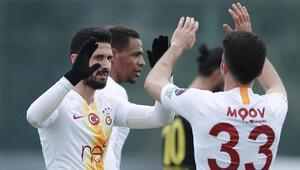 Galatasaraydan iyi prova