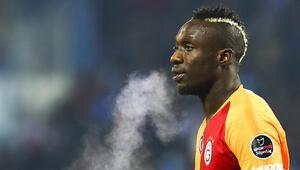 Galatasaraydan sakatlık açıklaması Diagne ve Mitroglou...