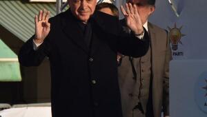 Erdoğan: Güven endeksleri yeniden güçlendikçe daha daha da azgınlaşıyorlar