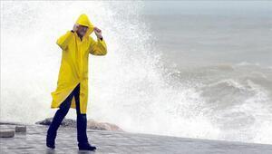 MGMden fırtına uyarısı... Bugün hava nasıl olacak