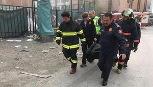 Son dakika... Ankarada yangın faciası: 5 kişi öldü