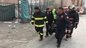 Ankarada yangın faciası