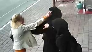 Başörtülü kadınlara taciz ve darpa soruşturma