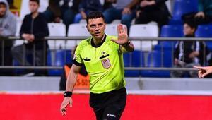 Ümit Öztürk, olaylı maçtan sonra ilk kez 1. Lig maçına...