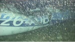 Şoke eden gerçek Uçak düşmeden önce pilot...