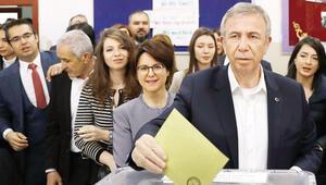 CHP Ankara'yı ittifakla kazandı