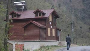 İşte Mehmet Aydının köyüne yaptırdığı evi