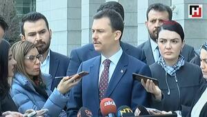 AK Parti Genel Sekreteri Fatih Şahinden seçim açıklaması
