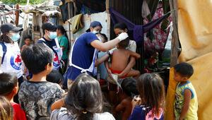 Filipinlerde kızamık salgını: 355 kişi öldü