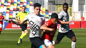 Osmanlıspor, Altınorduyu 3 golle geçti