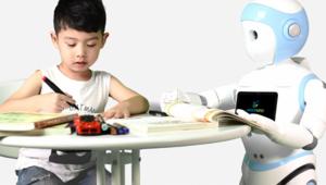 Çocuk bakan robotlar mı geliyor