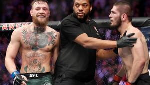 McGregordan büyük ahlaksızlık Khabibe...