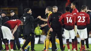 Wolverhampton 2-1 Manchester United (MAÇ ÖZET)