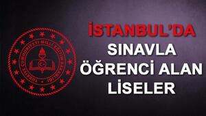 2019 İstanbul Merkezi sınavla öğrenci alan liseler LGS ile alacak okullar